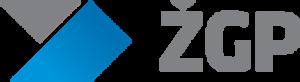 Logotip SŽ Železniško gradbeno podjetje