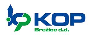 Logotip KOP Brežice